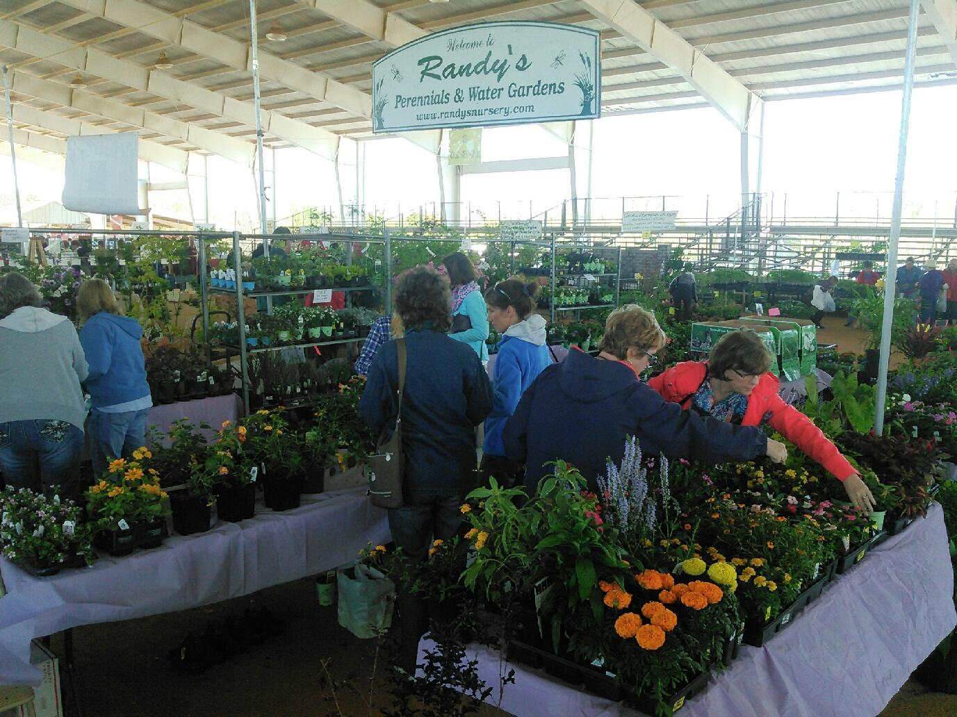Hall County Master Gardeners' 2016 Spring Garden Expo at the Chicopee Woods Agricultural Center