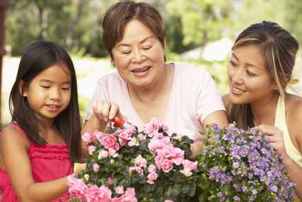 Any type of gardening activity is a good way to introduce young children to the joys of gardening.