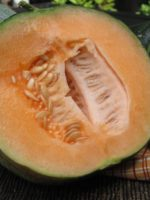 It's time to bask in the glory of all the wonderful melons that do so well in our climate.